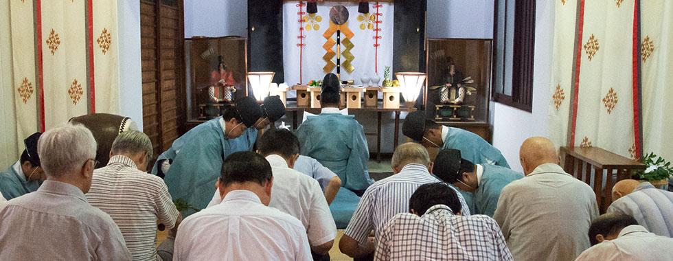 麄香神社崇敬講