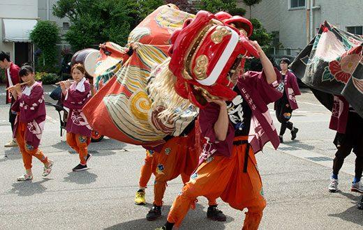 山王まつり(神輿渡御祭