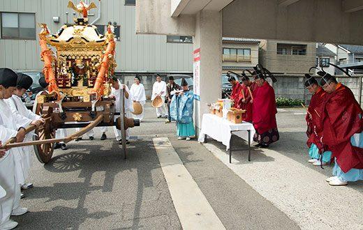 山王まつり(神輿渡御祭)